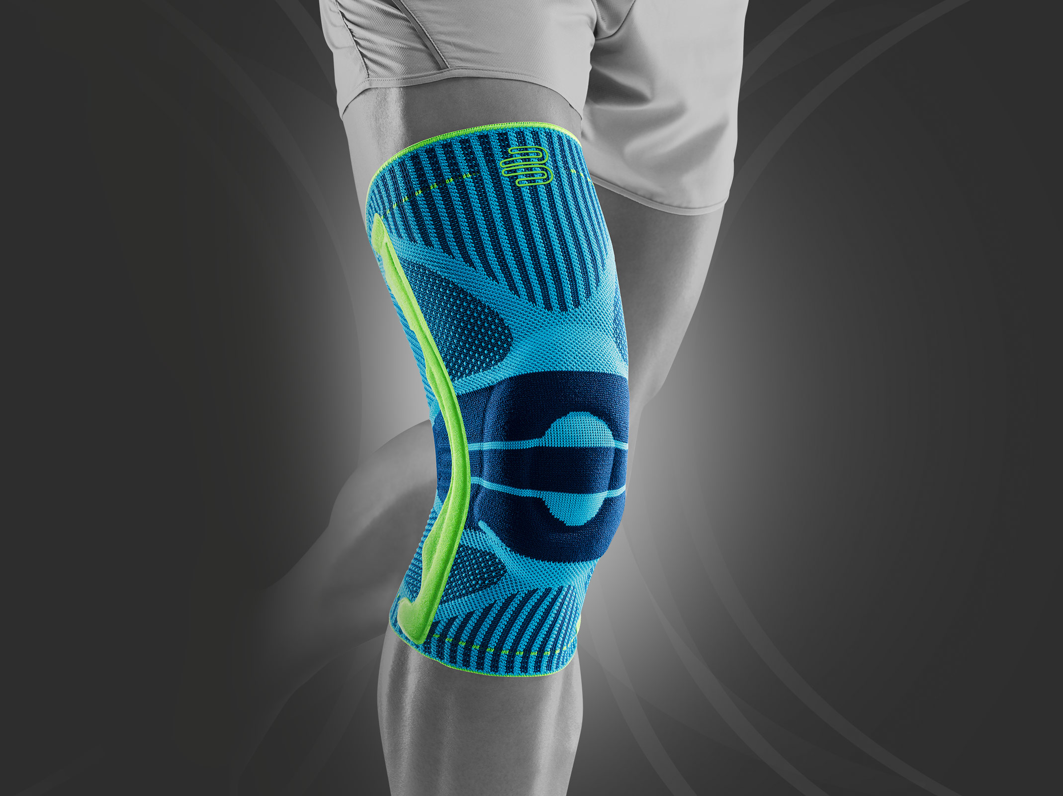 58f5785174 Premium Knee Support | Bauerfeind Sports Line