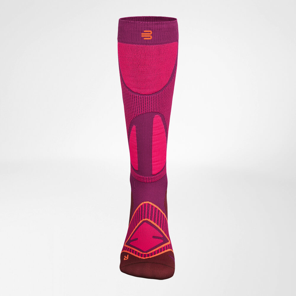 High-Cut-Compression_Ski-pink_Bauerfeind-Sports.jpg